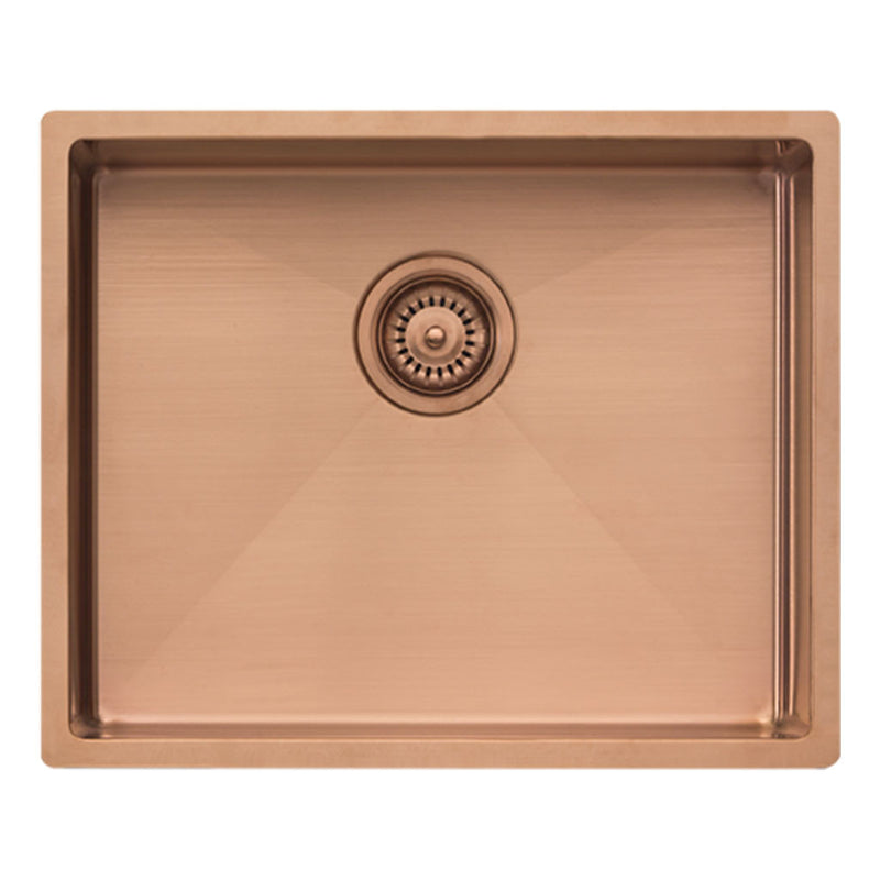 Oliveri Spectra Single Bowl Sink (Copper) CS01CU