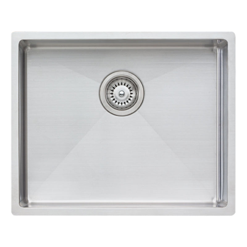 Oliveri Spectra Single Bowl Sink (Stainless Steel) CS01SS