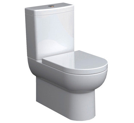 Kyo Wall Faced Toilet Suite