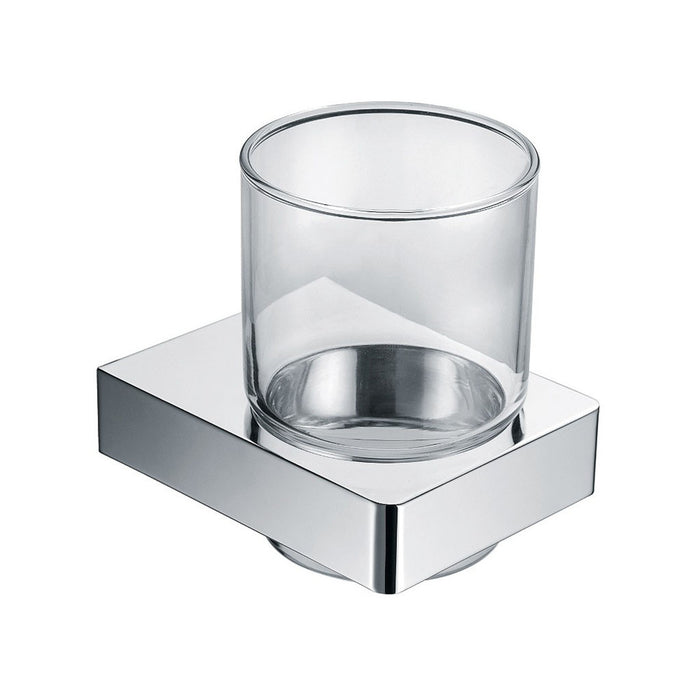Eneo Tumbler & Holder (Chrome)