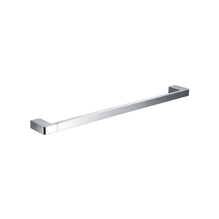 Eneo Single Towel Rail 600mm (Chrome)