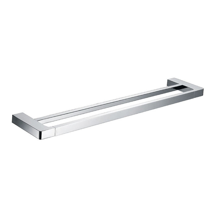 Eneo Double Towel Rail 800mm (Chrome)