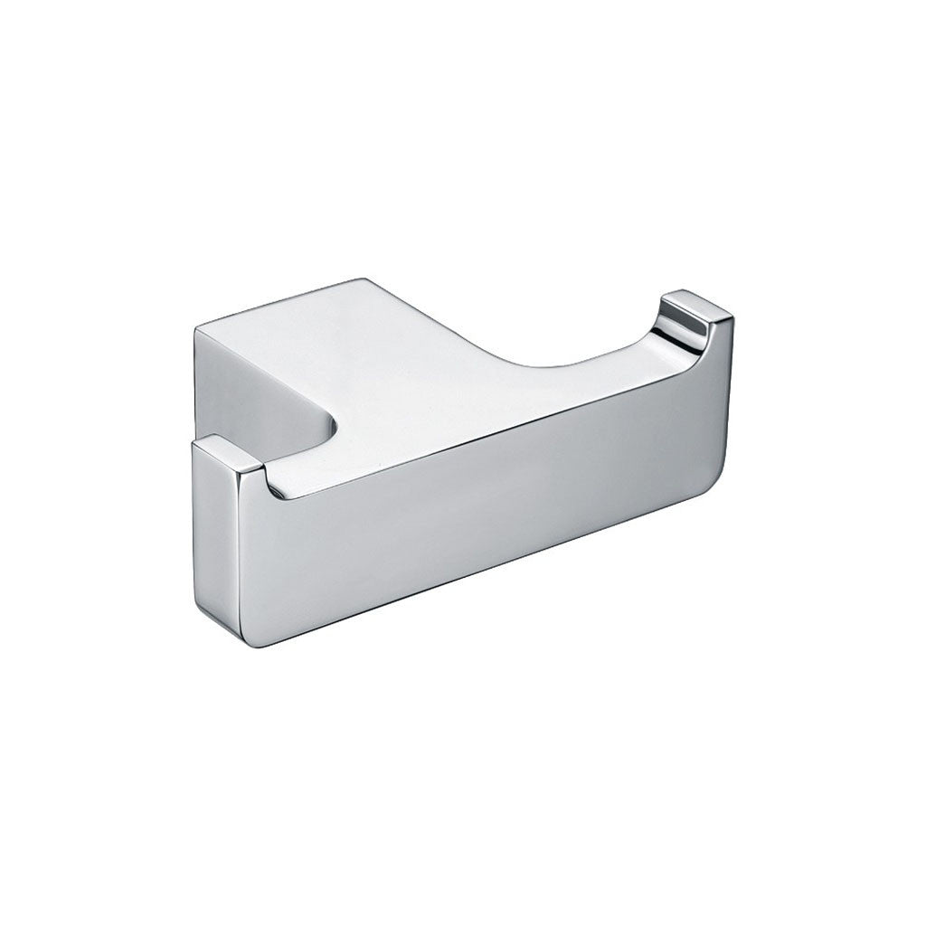 Streamline Eneo Double Robe Hook Chrome