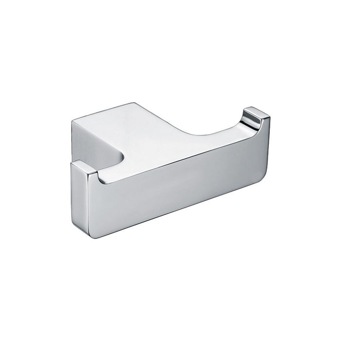 Eneo Double Robe Hook (Chrome)