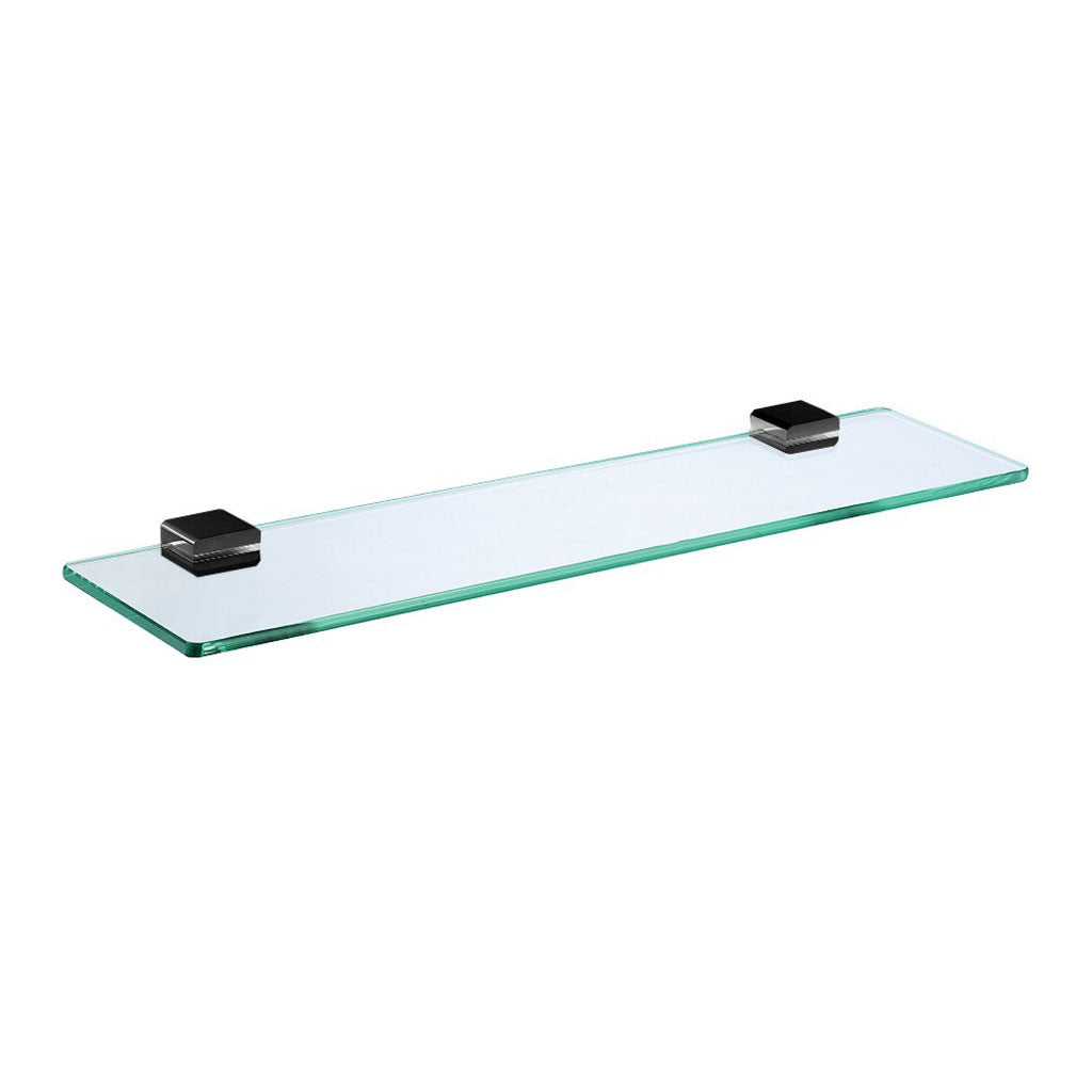 Streamline Eneo Glass Shelf Matte Black