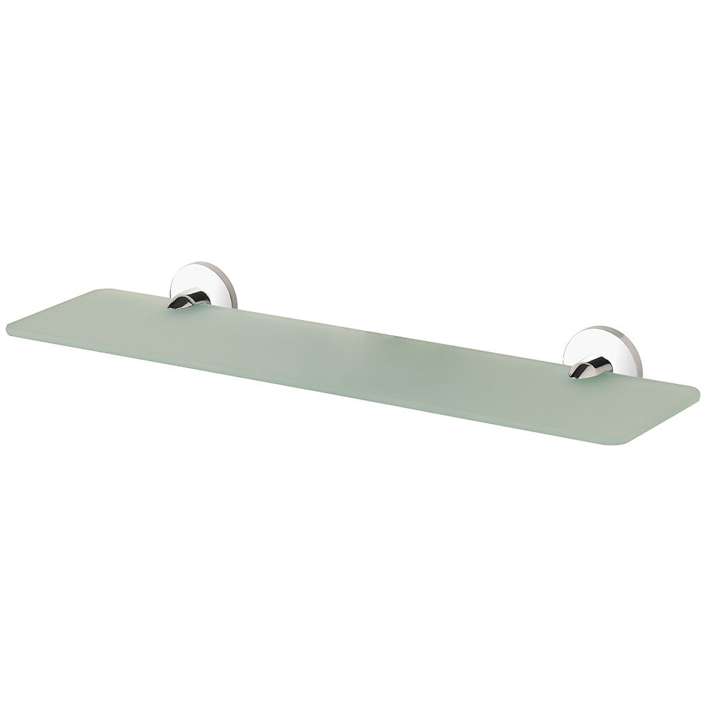 Festival Glass Shelf (Chrome) | Online Bathroomware
