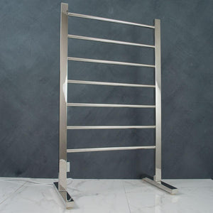 Radiant Freestanding Heated Towel Rail 600x800 (Chrome)