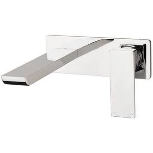 Phoenix Tapware Gloss Wall Basin Set (Chrome) GS785CHR