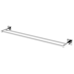 Phoenix Tapware Lexi Double Towel Rail 600mm (Chrome) LE50211C
