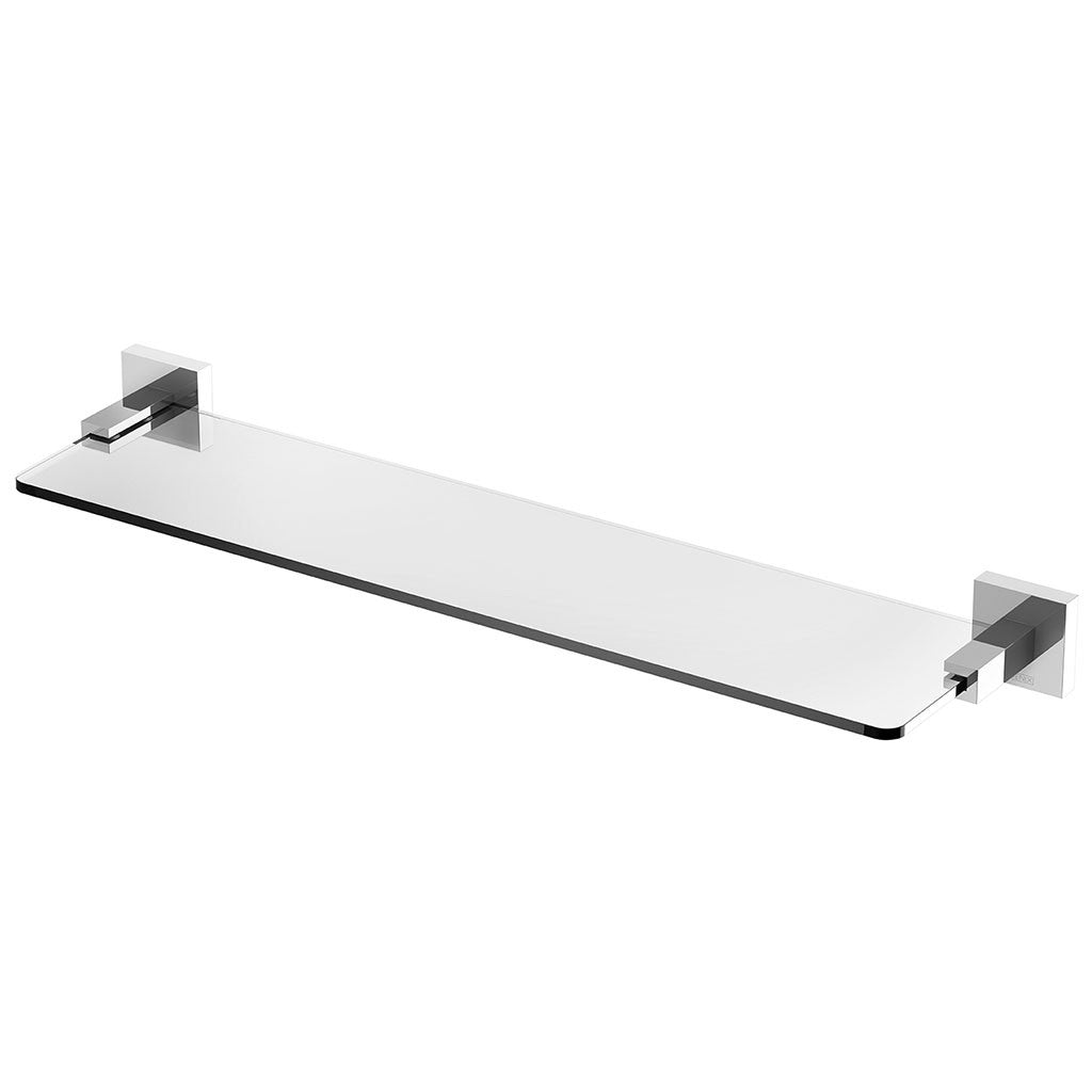 Phoenix Tapware Lexi Glass Shelf (Chrome) LE50410C