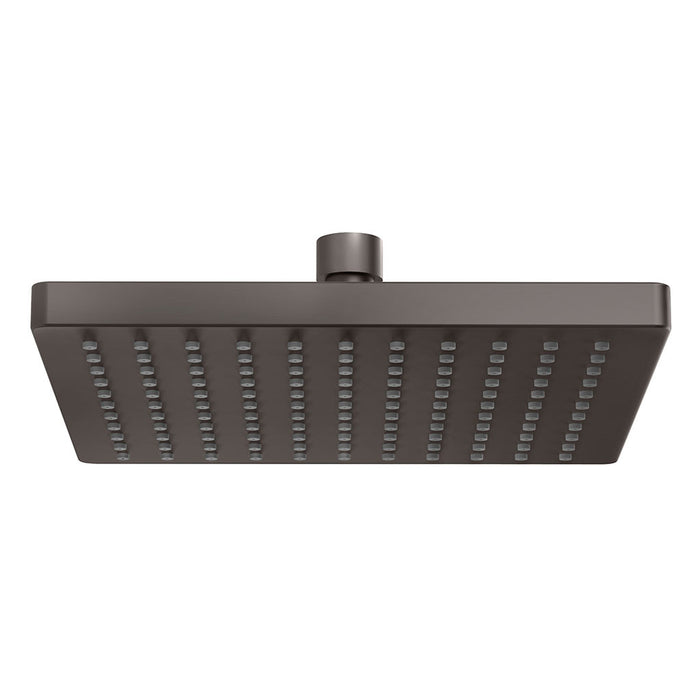 Lexi Shower Rose Only 200mm (Square) (Gun Metal)