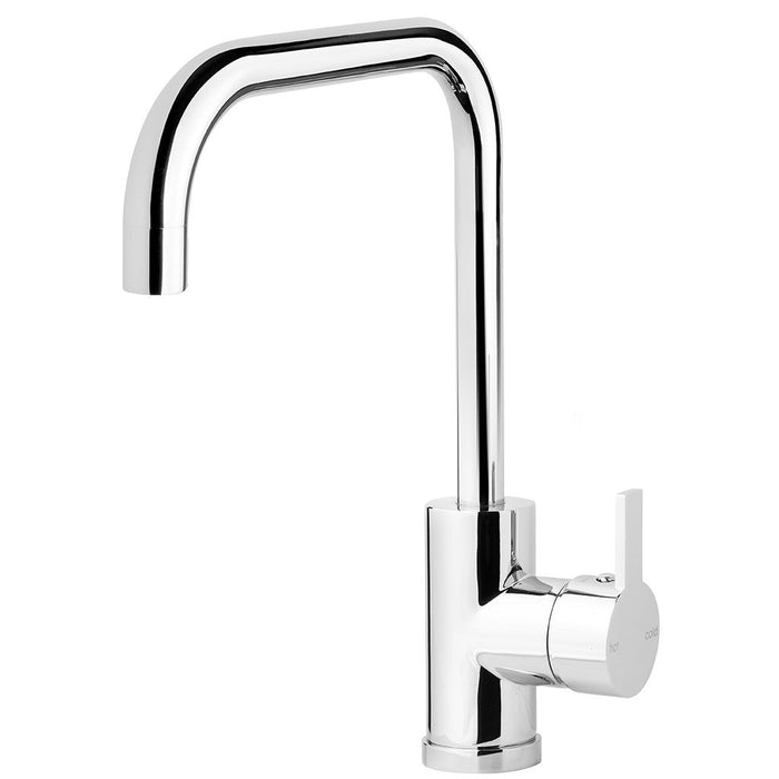 Lexi Sink Mixer 160mm Squareline (Chrome)