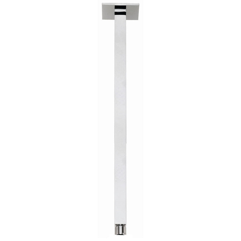 Phoenix Tapware Lexi Q Ceiling Arm Only 300mm (Chrome) LQ544CHR