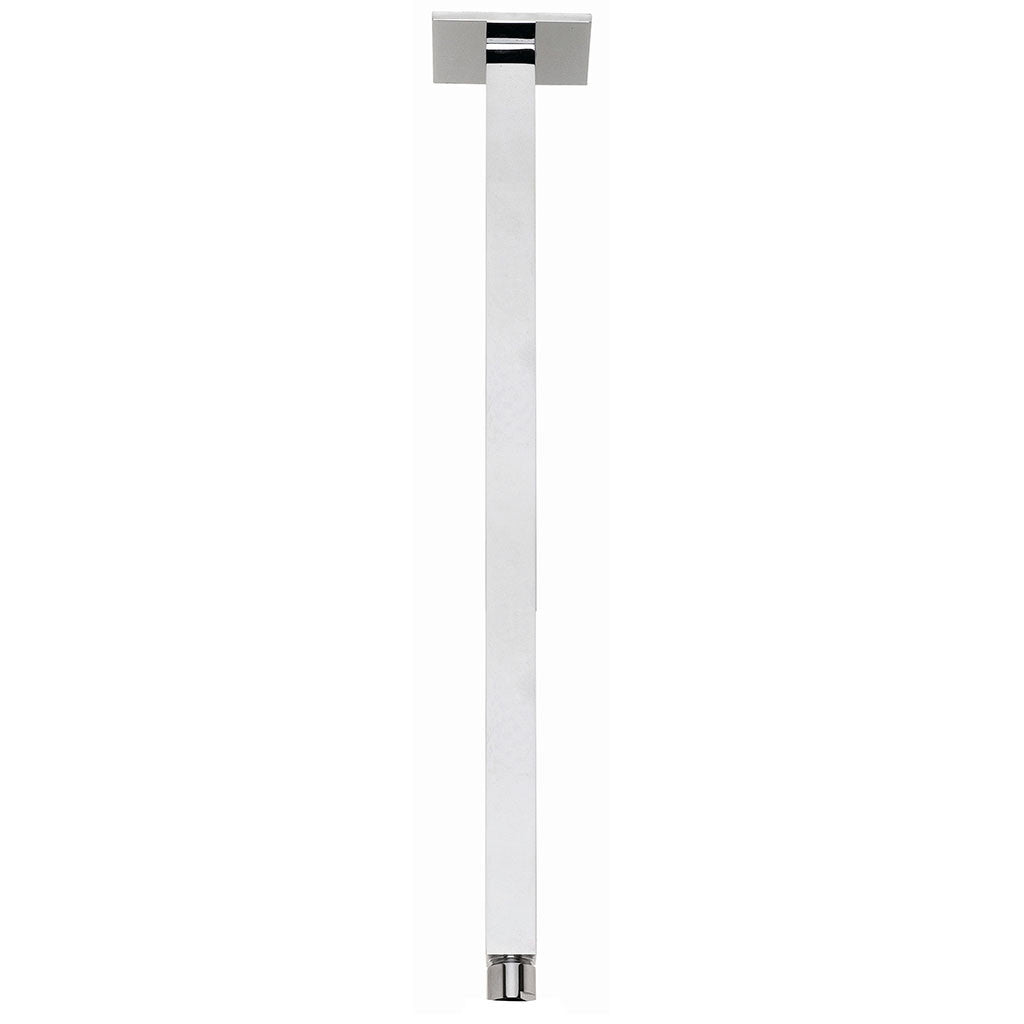 Phoenix Tapware Lexi Q Ceiling Arm Only 450mm (Chrome) LQ545CHR