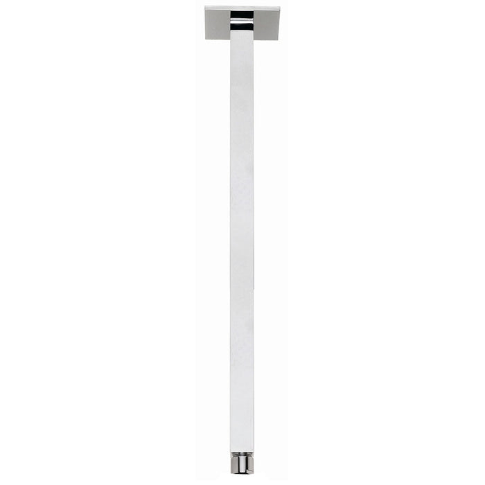 Lexi Ceiling Arm Only 450mm (Square) (Chrome)