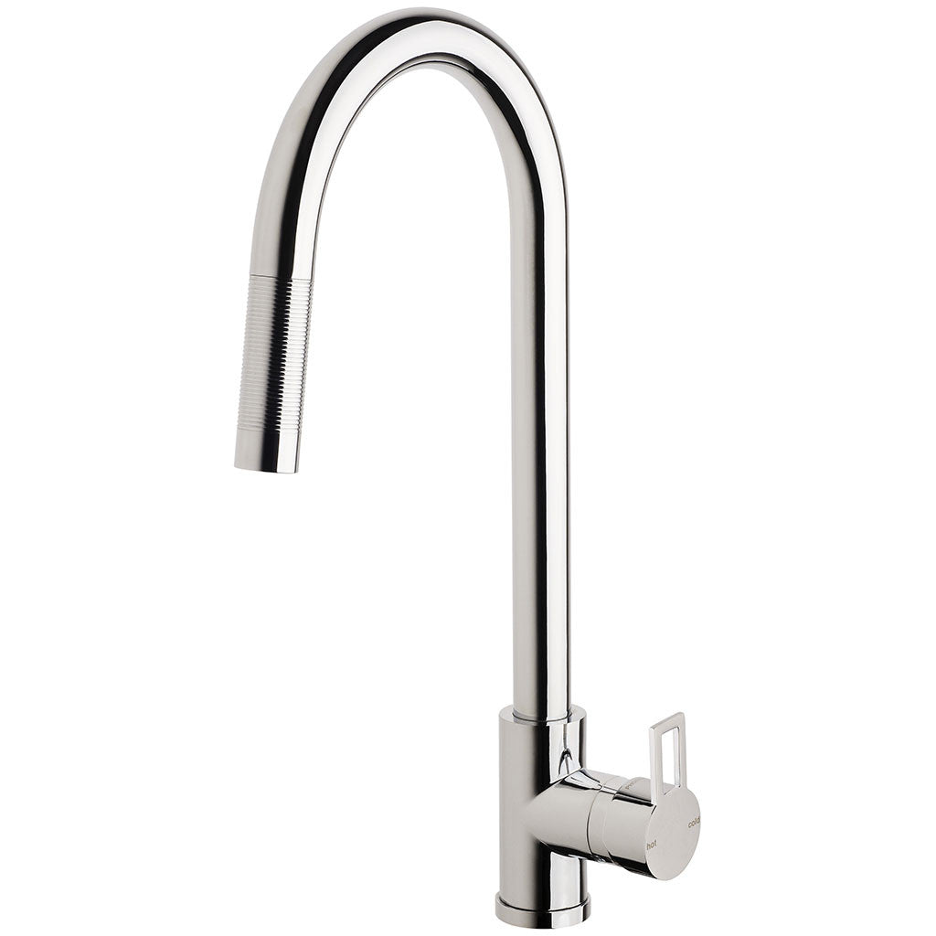 Phoenix Tapware Lexi Q Pull Out Sink Mixer (Chrome) LQ710CHR