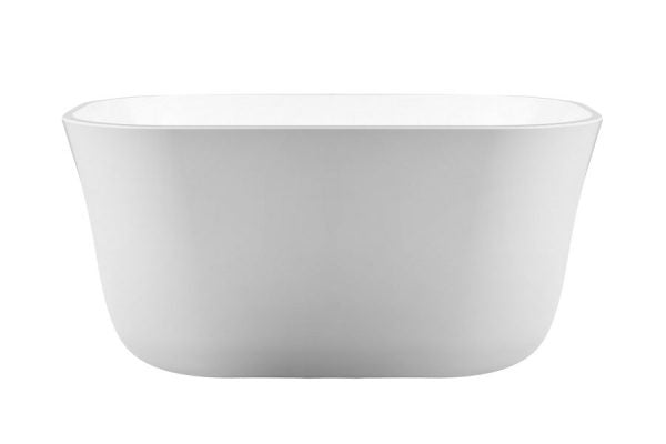 Decina Lindo 1300 Freestanding Rectangle Soaker Bath
