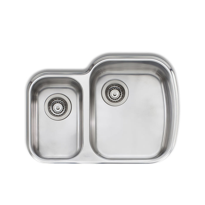 Monet 1 & 1/2 Bowl Undermount Sink