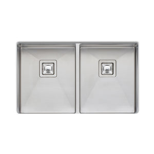 Oliveri Professional Series Double Bowl Undermount Sink PR1163U