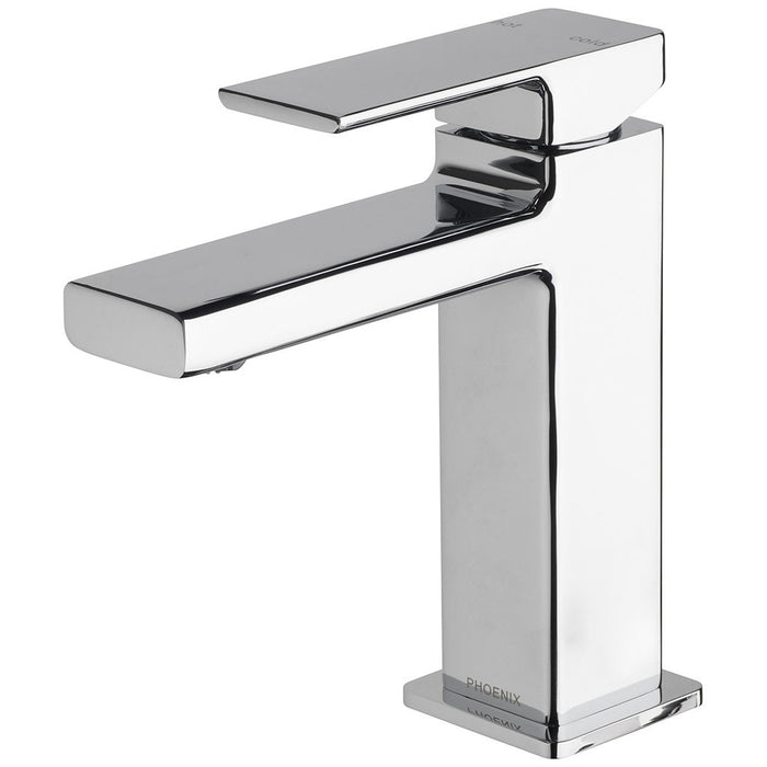 Radii Basin Mixer (Chrome)