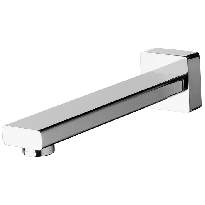 Radii Wall Basin Outlet 180mm (Chrome)
