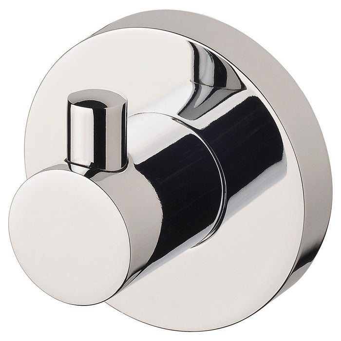 Radii Robe Hook (Round) (Chrome)