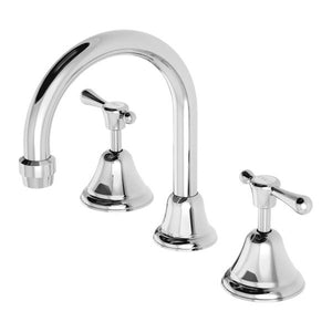 Rhapsody Lever Basin Set (Chrome)