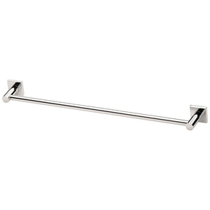 Phoenix Tapware Radii Single Towel Rail 600mm (Square) (Chrome) RS804CHR