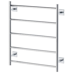 Phoenix Tapware Radii Towel Ladder 550 x 740mm (Square) (Chrome) RS870CHR