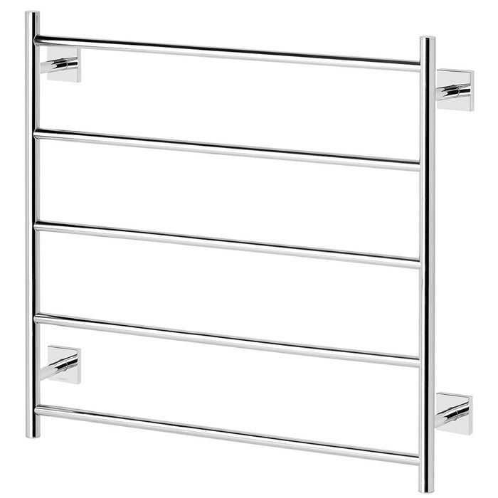 Radii Towel Ladder 750 x 740mm (Square) (Chrome)