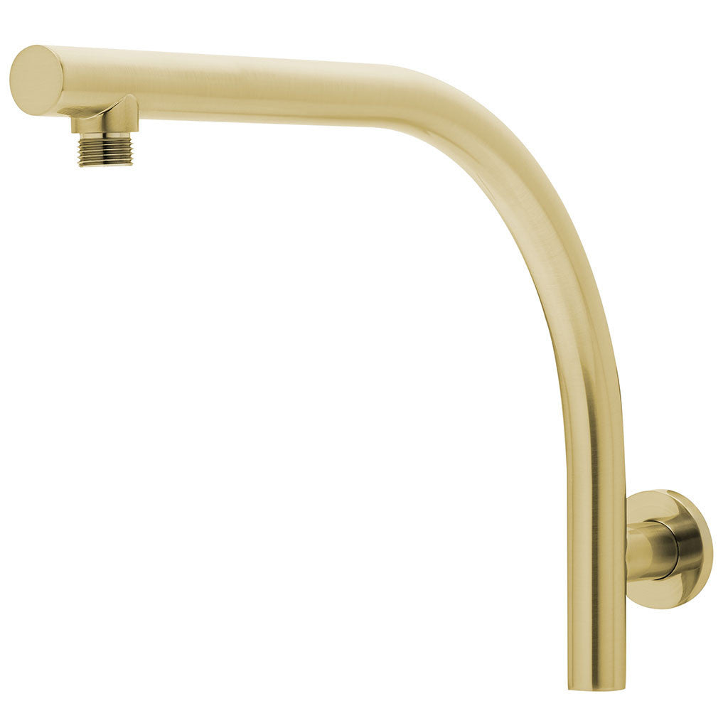 Phoenix Tapware Rush Shower Arm Only (Brushed Gold) V522-12