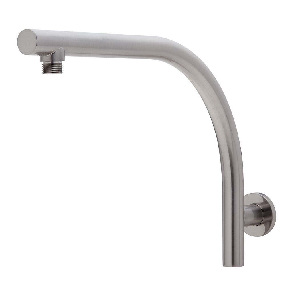 Phoenix Tapware Rush Shower Arm Only (Brushed Nickel) RU522BN