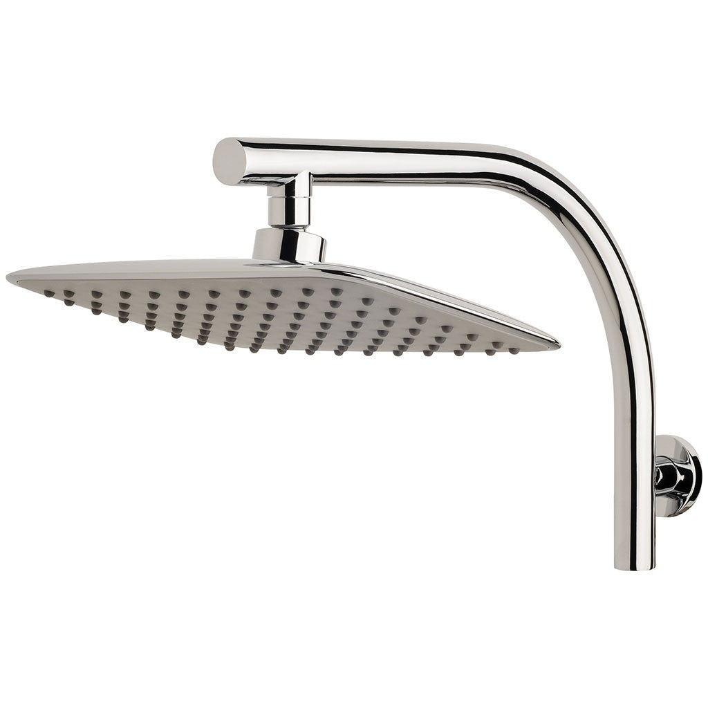 Phoenix Tapware Rush Shower Arm & Rose (Chrome) RU526CHR