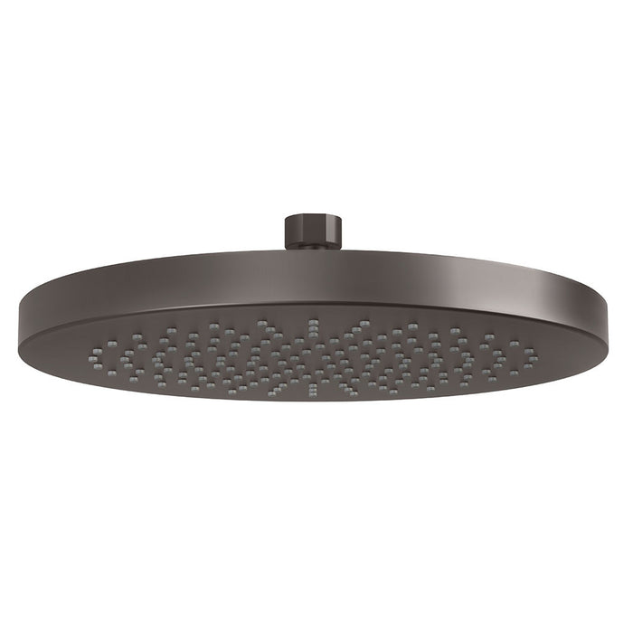 Vivid Shower Rose 230mm (Round) (Gun Metal)