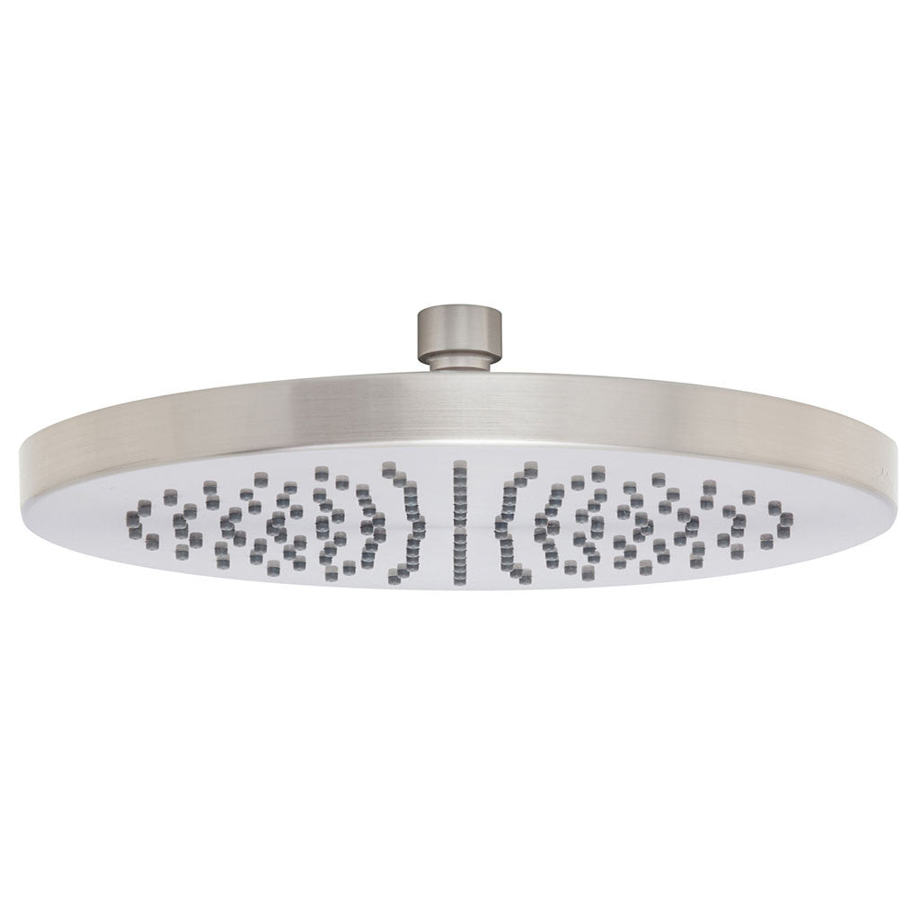 Phoenix Tapware Vivid Shower Rose 240mm (Round) (Brushed Nickel) V5100-10