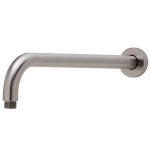 Phoenix Tapware Vivid Shower Arm Only 400mm (Round) (Brushed Nickel) V6000-10