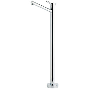 Phoenix Tapware Vivid Floor Mounted Bath Mixer (Chrome) V799CHR