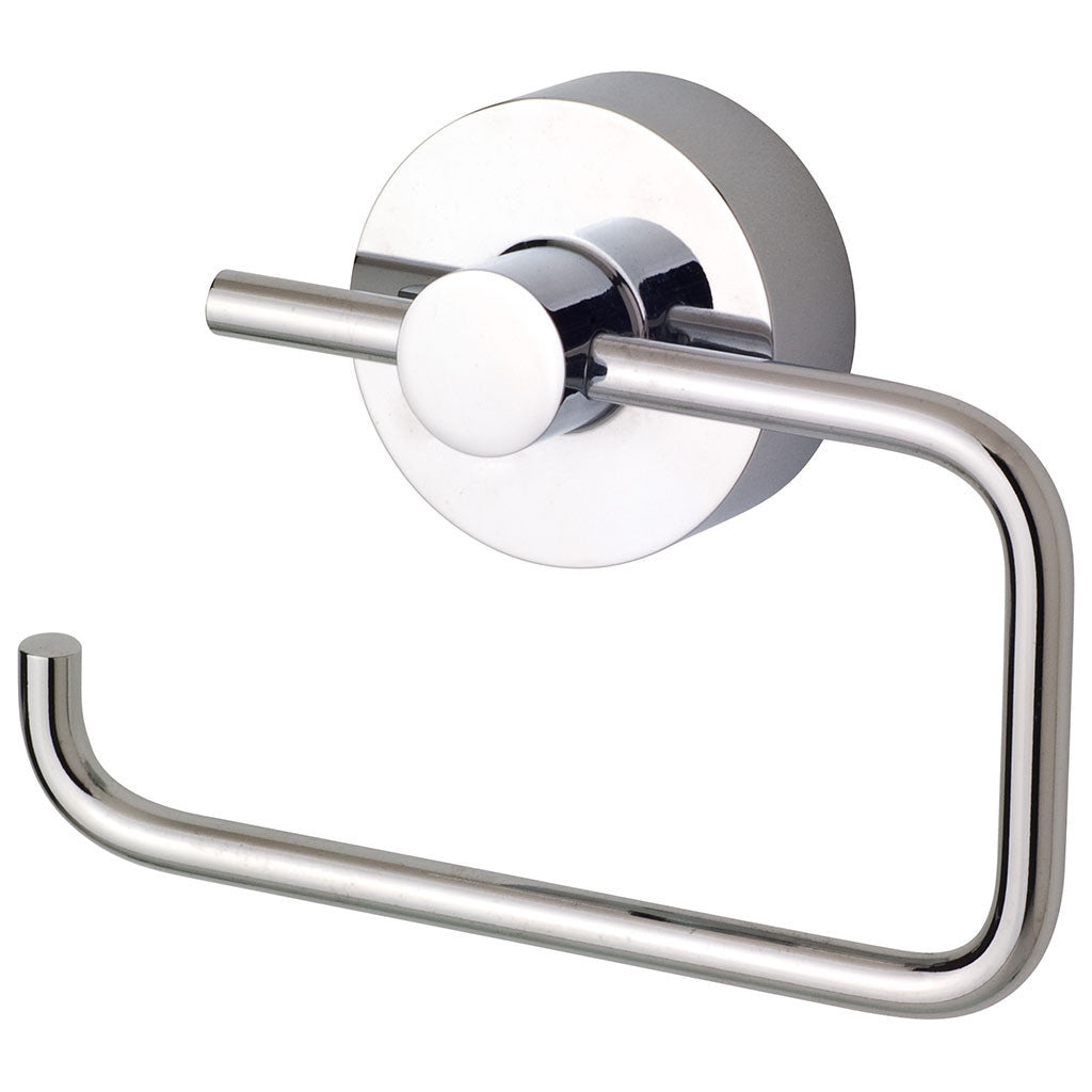 phoenix tapware vivid toilet roll holder chrome va892chr