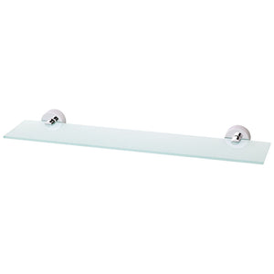 Phoenix Tapware Vivid Glass Shelf (Chrome) VA896CHR