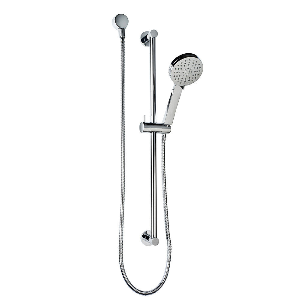 Phoenix Tapware Vivid Slimline Rail Shower (Chrome) VS685CHR