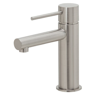 Phoenix Tapware Vivid Slimline Basin Mixer (Brushed Nickel) VS770BN