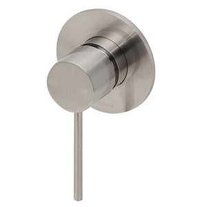 Phoenix Tapware Vivid Slimline Shower / Wall Mixer (Brushed Nickel) VS780BN