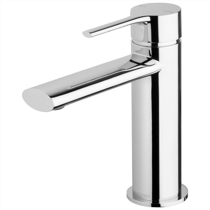 Vivid Slimline Oval Basin Mixer (Chrome)