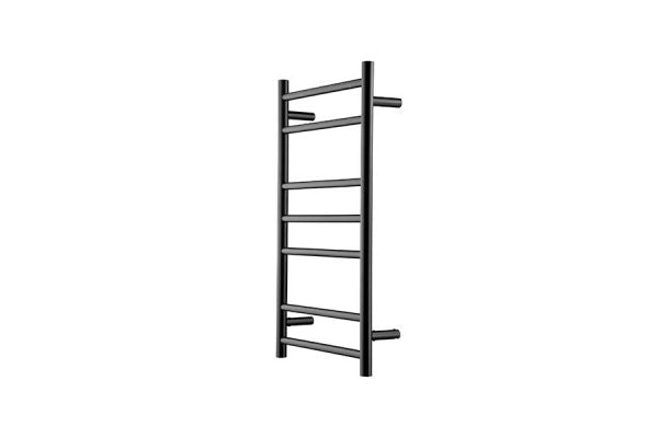 Heirloom Genesis Nero 825 Slimline Heated Towel Ladder