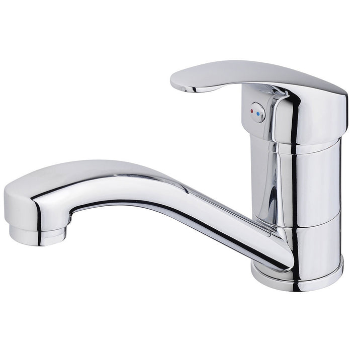 Ivy Slimline Basin Mixer Swivel (Chrome)