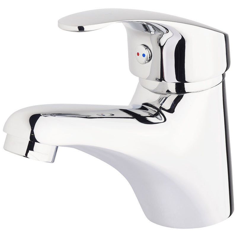 Phoenix Tapware Ivy Slimline Basin Mixer Fixed (Chrome) YS771CHR