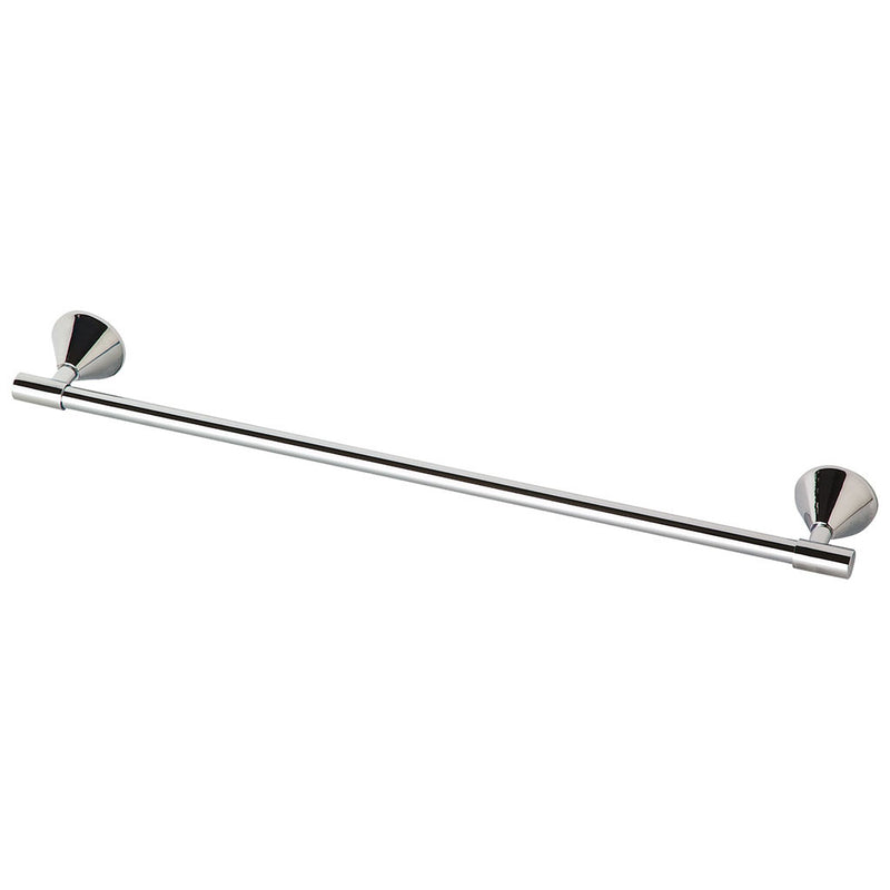 Phoenix Tapware Ivy Single Towel Rail 760mm (Chrome) YV802CHR