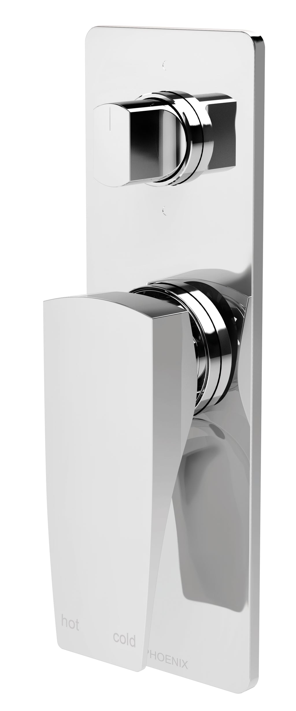 Argo Shower / Bath Diverter Mixer (Chrome)