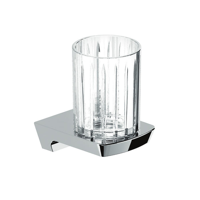 Synergii Glass Holder (Chrome)