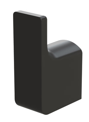 Gloss Robe Hook (Matte Black)